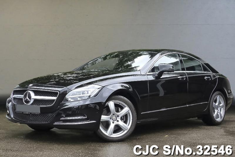 Brand New 2012 Mercedes Benz Cls Class Black For Sale