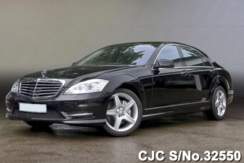 New Mercedes-Benz S 500