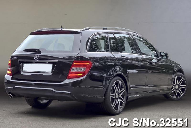 2012 model Mercedes Benz C 180