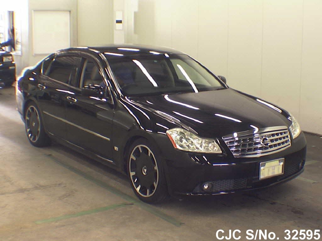 2006 Nissan Fuga Black For Sale Stock No 32595