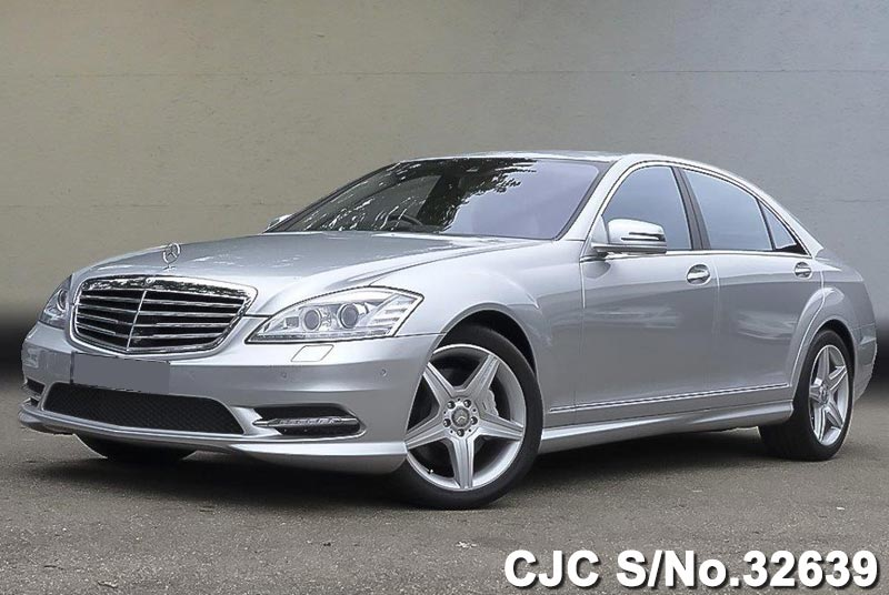Mercedes S 500 BlueEFFICIENCY