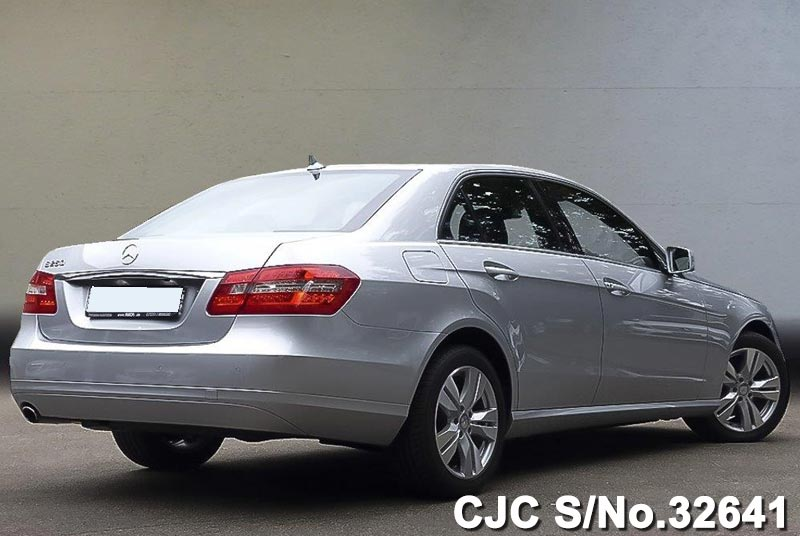 2012 model Mercedes Benz E Class for Diplomats