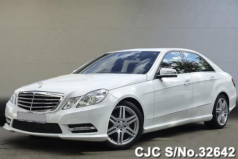 New Mercedes E 250 BlueEFFICIENCY Saloon