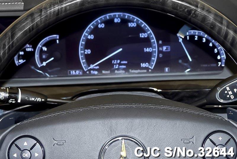 2012 Mercedes Benz / S Class Stock No. 32644