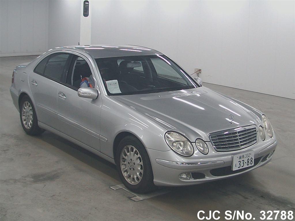 2003 mercedes benz e class silver for sale stock no for 2003 mercedes benz e class