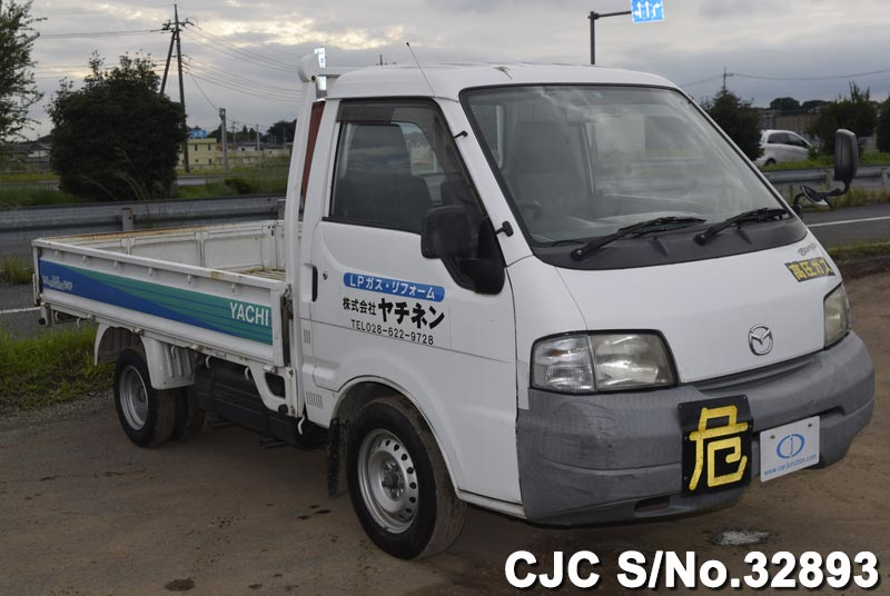 2001 Mazda Bongo Truck For Sale