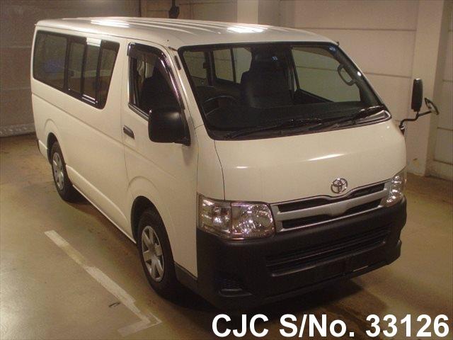Toyota / Hiace 2010 3.0 Diesel