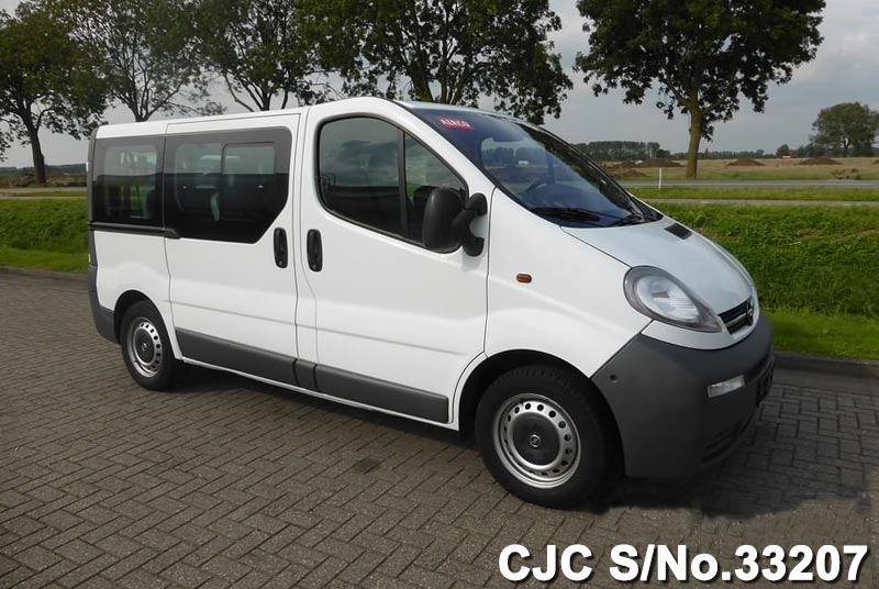 2005 left hand opel vivaro white for sale stock no 33207 left hand used cars exporter 2006 Chevy Express Interior 2006 Chevy Express Recalls
