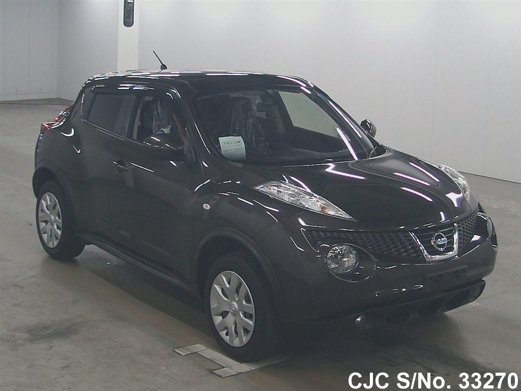 2012 nissan juke brown for sale stock no 33270 japanese used cars exporter. Black Bedroom Furniture Sets. Home Design Ideas