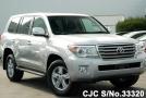 2015 Toyota / Land Cruiser Stock No. 33320
