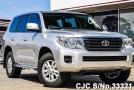 2015 Toyota / Land Cruiser Stock No. 33321