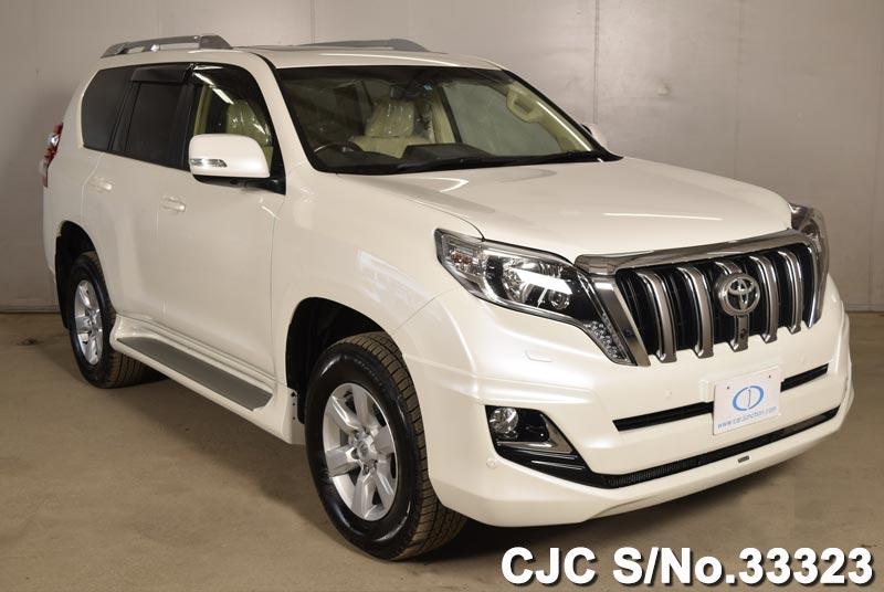 Toyota / Land Cruiser Prado 2015 2.8 Diesel