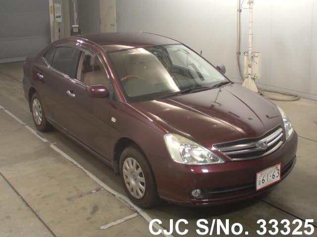 Toyota / Allion 2007 1.5 Petrol