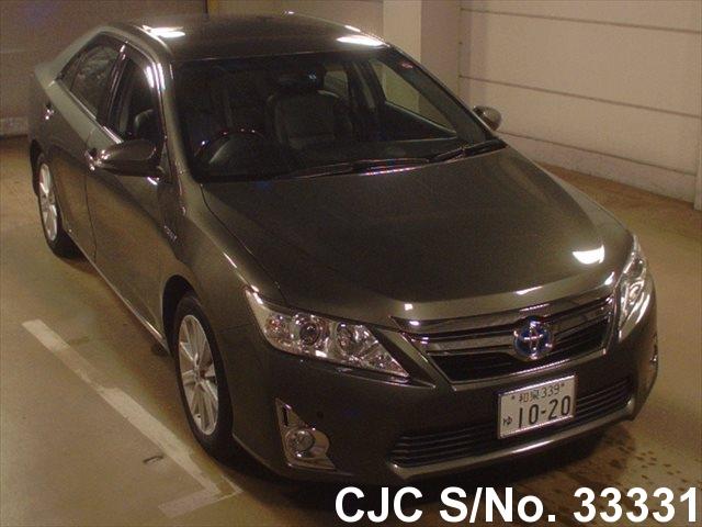 Toyota / Camry 2012 2.5 Petrol