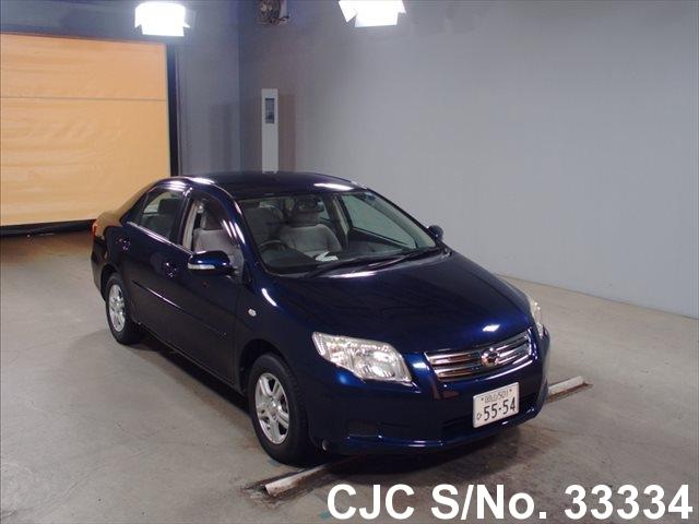 Toyota / Corolla Axio 2007 1.5 Petrol