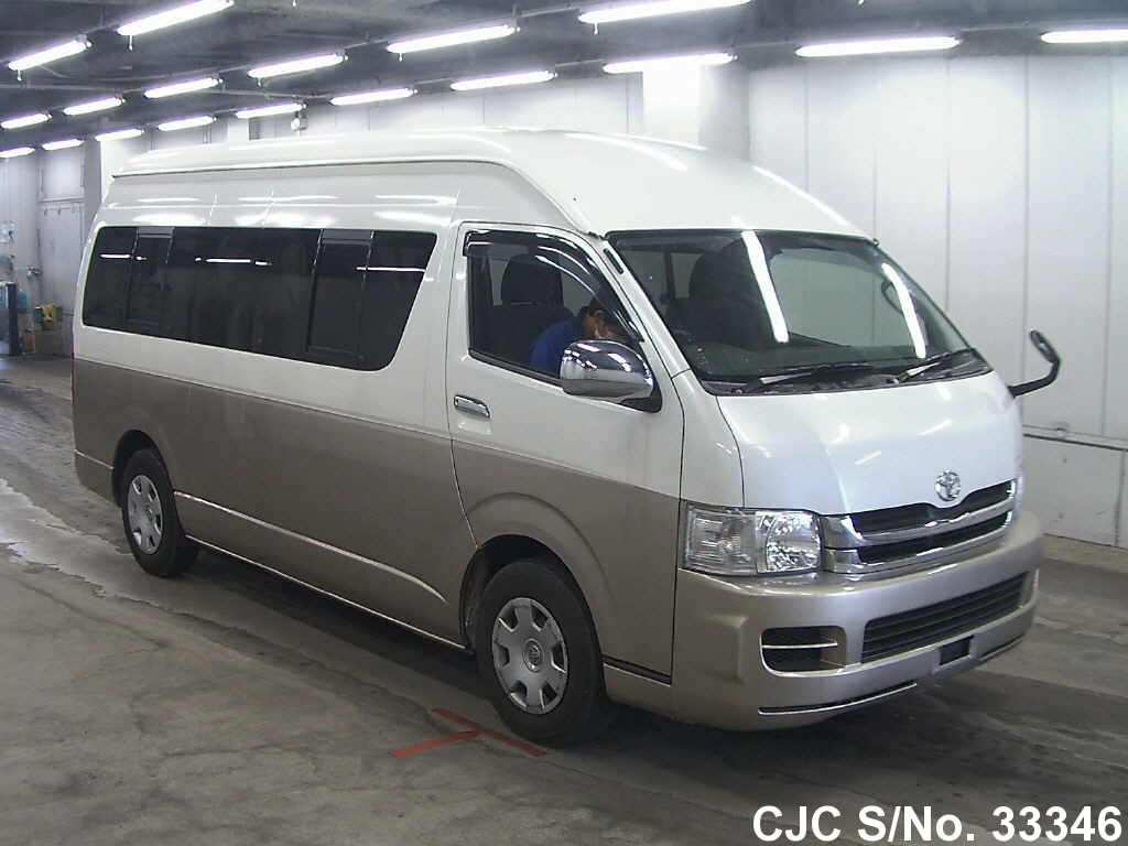 Toyota / Hiace 2010 2.7 Petrol
