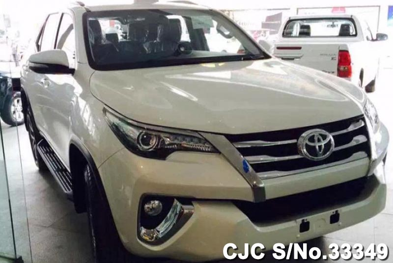 Toyota / Fortuner 2015 2.8 Diesel