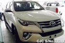 2015 Toyota / Fortuner Stock No. 33349