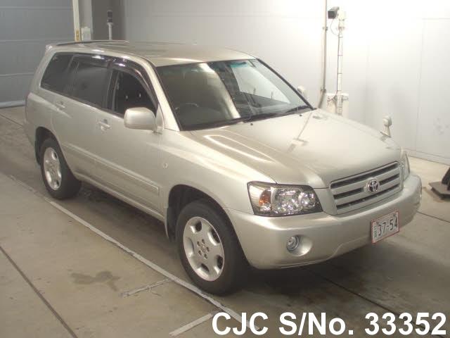 Toyota / Kluger 2004 2.4 Petrol