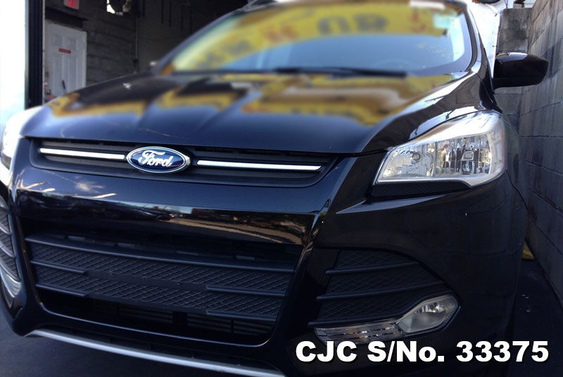 2013 left hand ford escape black for sale stock no 33375 left hand used cars exporter