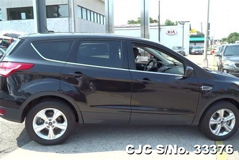 2014 left hand ford escape black for sale stock no 33376 left hand used cars exporter