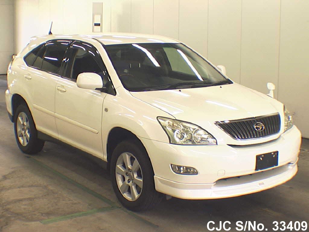 Toyota / Harrier 2006 2.4 Petrol