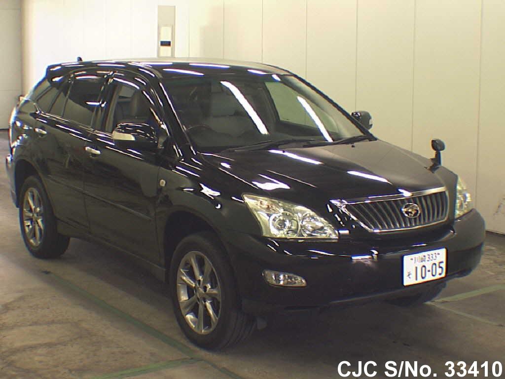 Toyota / Harrier 2009 2.4 Petrol