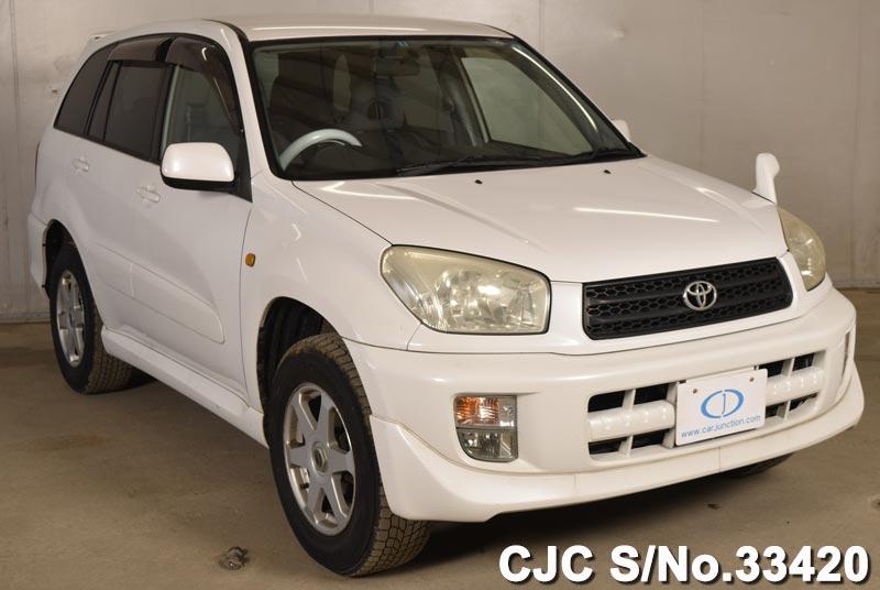 Toyota / Rav4 2001 2.0 Petrol