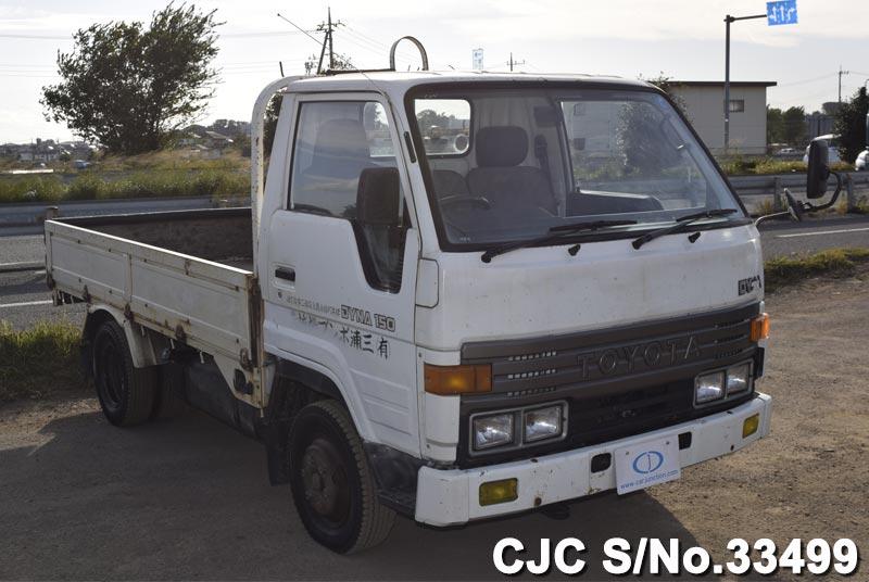 Toyota / Dyna 1991 2.8 Diesel