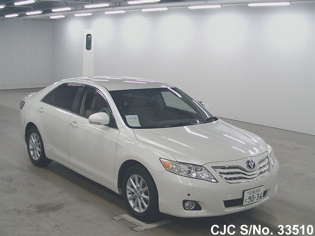 Toyota / Camry 2009 2.4 Petrol