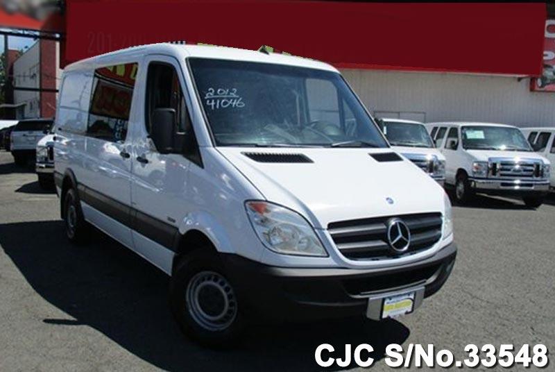 Mercedes benz sprinter cargo van for autos weblog for Used mercedes benz sprinter cargo van for sale