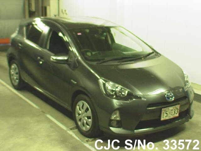 Toyota / Aqua 2012 1.5 Petrol