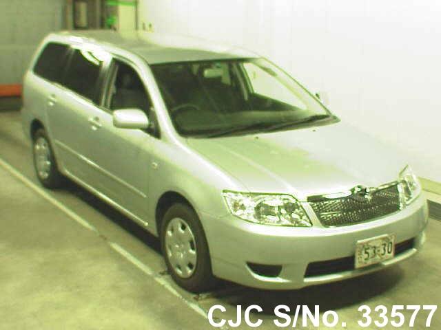 Toyota / Corolla Fielder 2006 1.5 Petrol