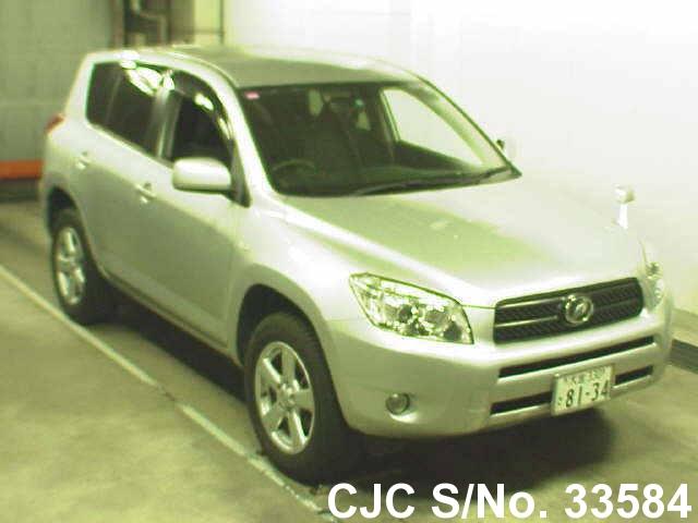 Toyota / Rav4 2005 2.4 Petrol