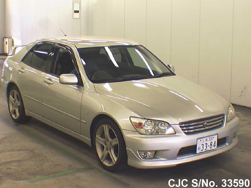 Toyota / Altezza 2000 2.0 Petrol
