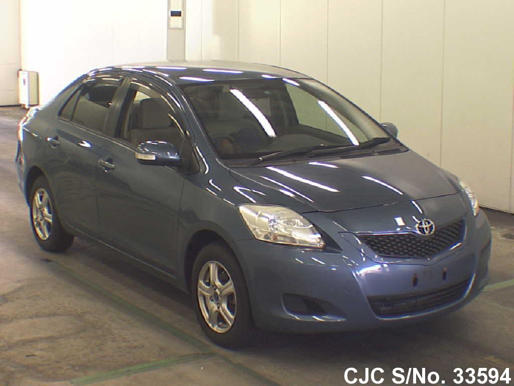 Toyota / Belta 2009 1.3 Petrol