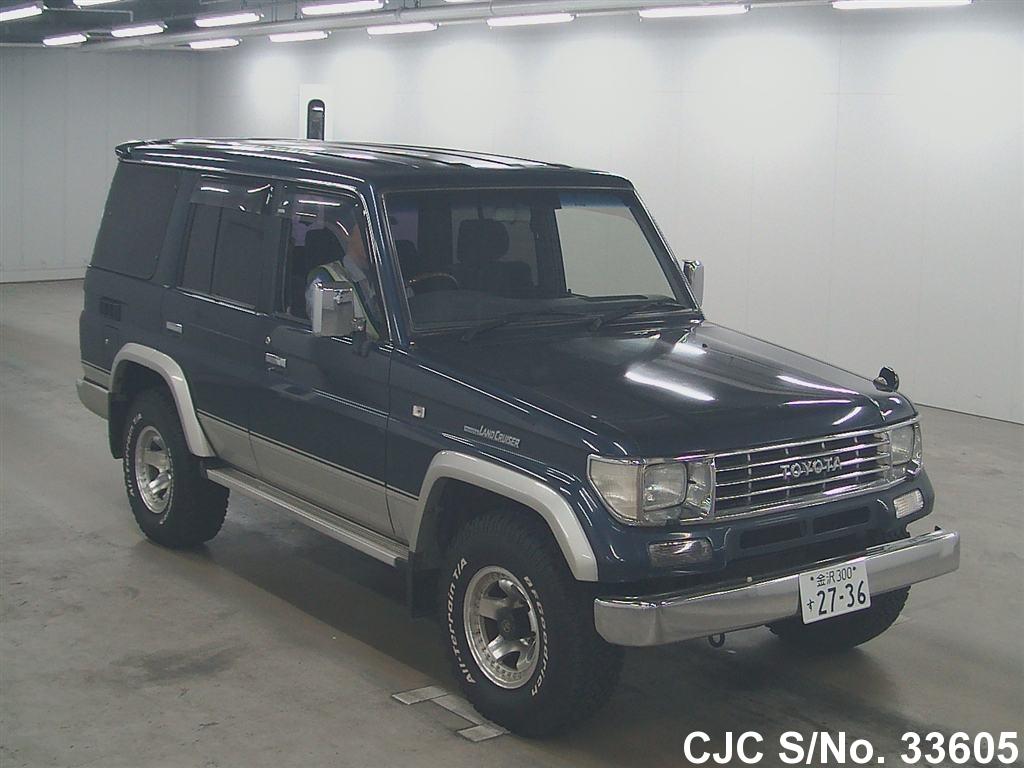 Toyota / Land Cruiser Prado 1995 3.0 Petrol