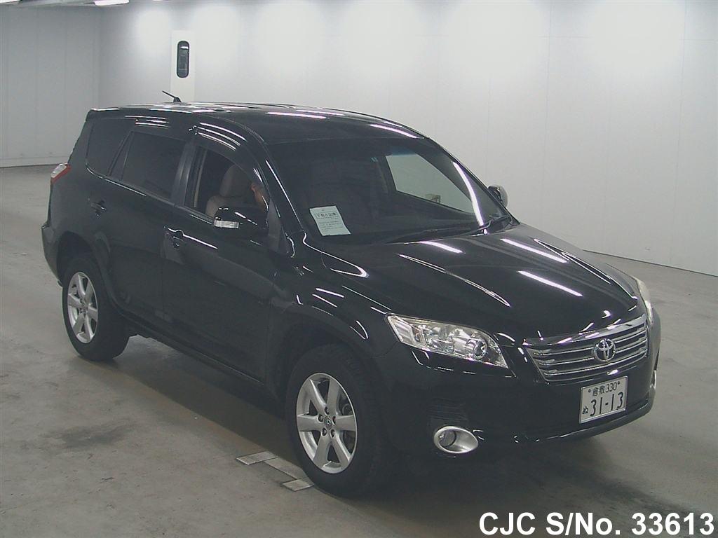 Toyota / Vanguard 2008 2.4 Petrol