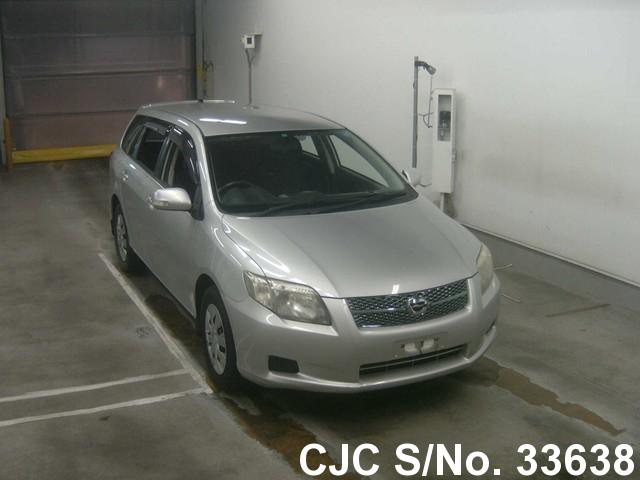 Toyota / Corolla Fielder 2007 1.5 Petrol