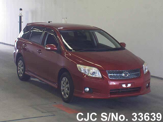 Toyota / Corolla Fielder 2007 1.8 Petrol