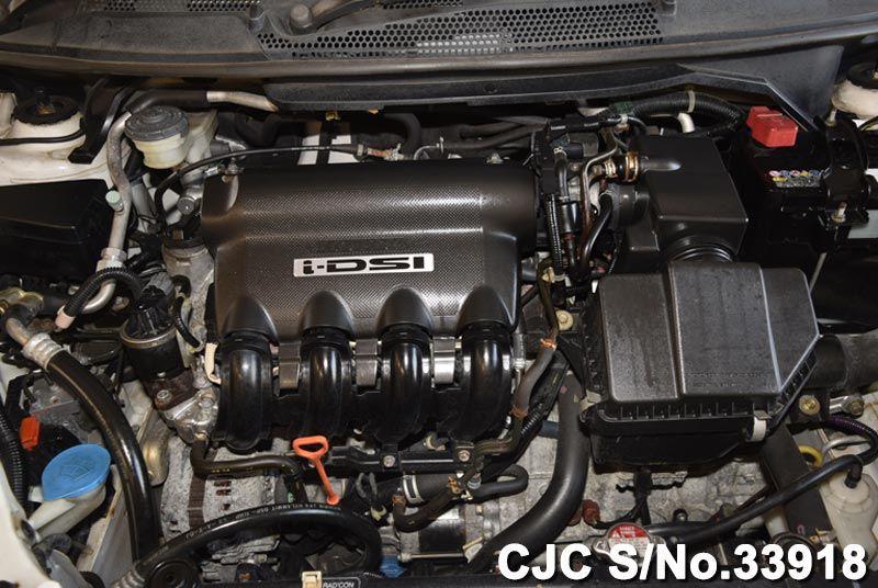 2003 Honda / Fit/ Aria Stock No. 33918