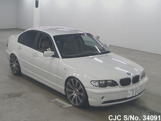 2003 BMW 3 Series Stock No 34091