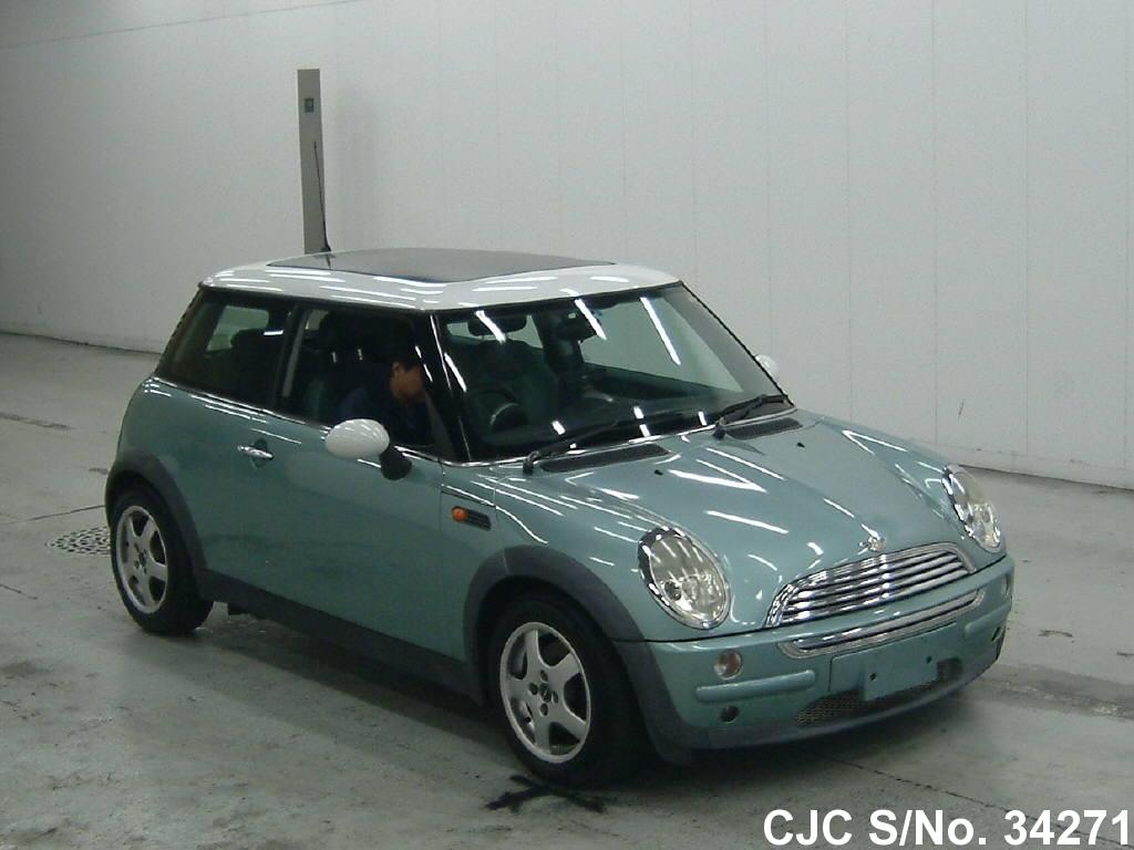 2002 MINI Cooper Stock No 34271