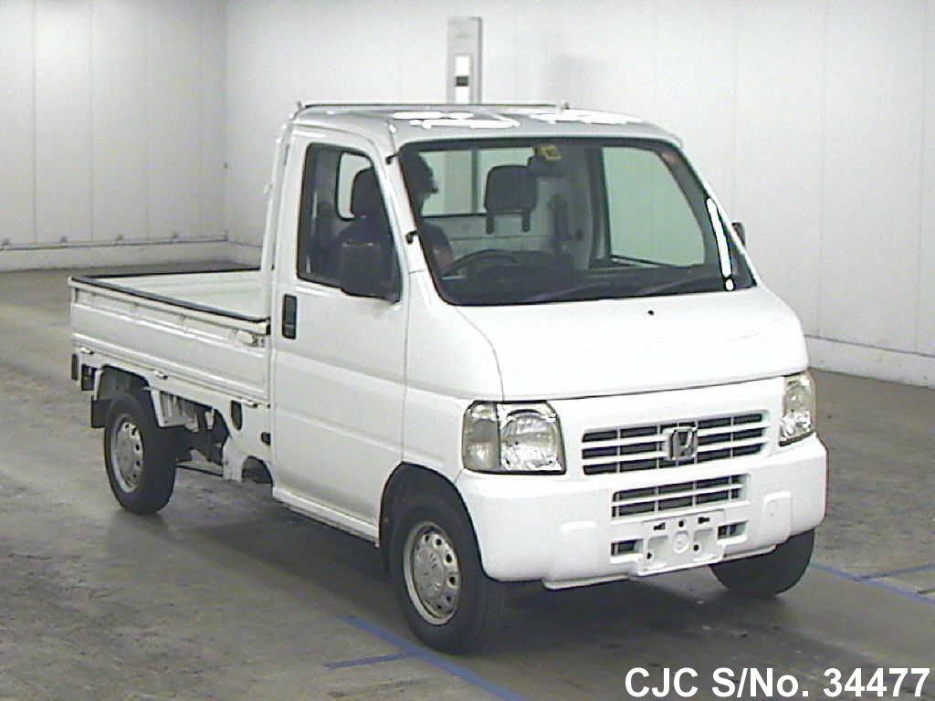 2000 honda acty truck for sale stock no 34477 japanese used cars exporter. Black Bedroom Furniture Sets. Home Design Ideas