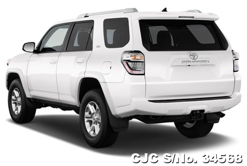 2016 Left Hand Toyota Hilux Surf 4runner White For Sale