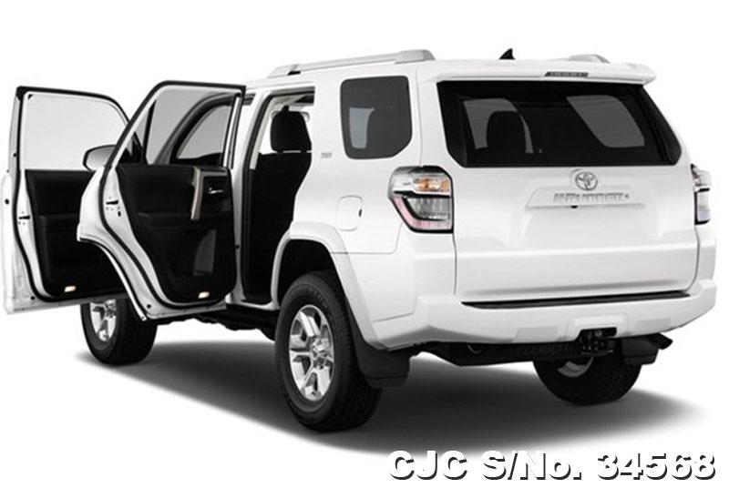 2013 Toyota Highlander For Sale >> Brand New 2016 Left Hand Toyota Hilux Surf/ 4Runner White ...
