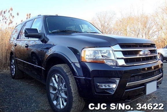 2015 left hand ford expedition black for sale stock no 34622 left hand used cars exporter. Black Bedroom Furniture Sets. Home Design Ideas