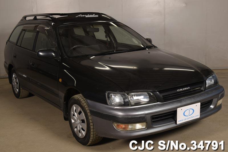 Toyota / Caldina 1996 2.0 Petrol