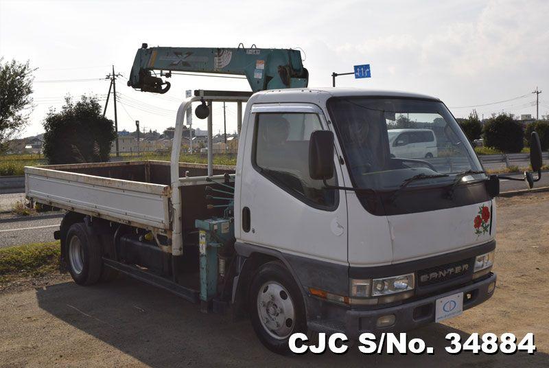 Mitsubishi / Canter 1999 5.2 Diesel