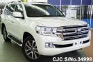 2015 Toyota / Land Cruiser Stock No. 34999